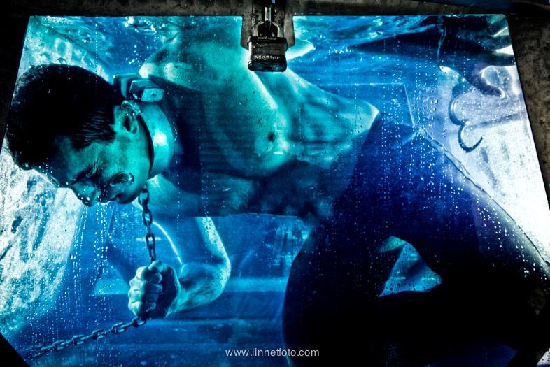 Phoenix's Thrilling Water Tank Escape Finale
