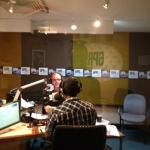 Phoenix LIVE on-air with Perth radio host, Steve Mills on Radio 6PR