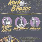 Rock the Brazos ft Rob Thomas, Taylor Kitsch, Phoenix