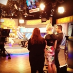 LIVE performance on Studio 10, Channel Ten