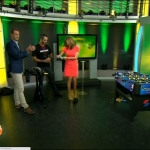Reveal of predicted scores LIVE on air on Seven's Morning Show