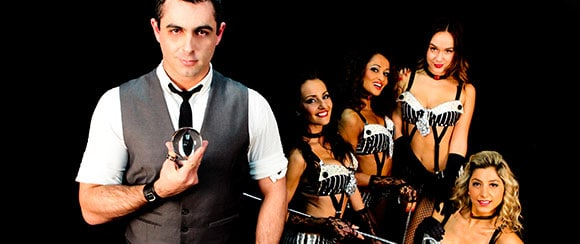 Phoenix & the Darling Diamond Dolls - Corporate themed shows