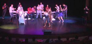 One skit of many hilarious routines performed byMentalist & Hypnotist Phoenix & his volunteers