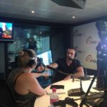 Phoenix reads Kymba's mind on The Big Couch, 94.5 FM