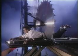 Illusionists like David Copperfield using large props or Illusions