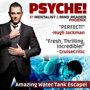 The most psychologically advanced, and entertaining mentalist show in Australia. Will you see the twist coming